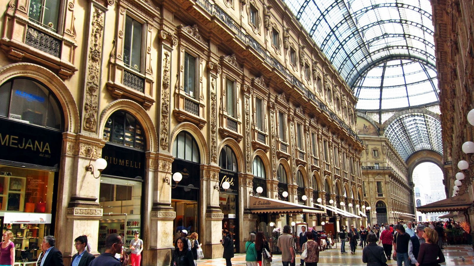 Milan the city of fashion