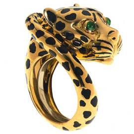 David-Webb-Tiger-Ring